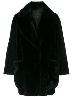свободное пальто  Blancha
