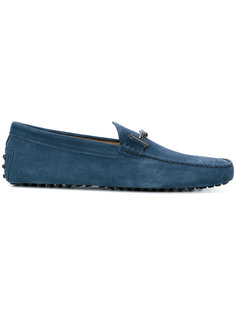 лоферы Double T Gommino Tods Tod`S