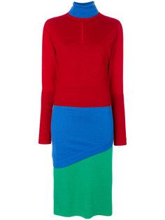 многослойное платье JW Anderson