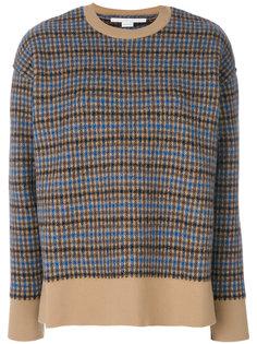 свитер с круглым вырезом Stella McCartney