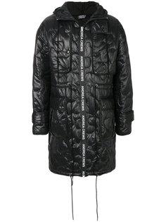 стеганое пальто Andrea Crews