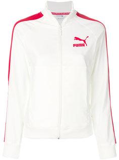 спортивная куртка с логотипом Puma