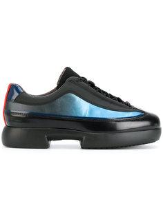 панельные кроссовки Camper