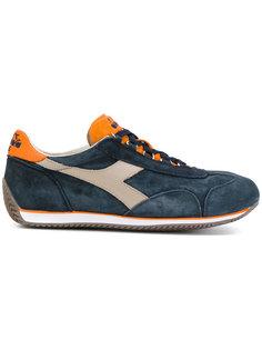 кроссовки на шнуровке Diadora