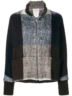 трикотажная куртка на молнии Stephan Schneider