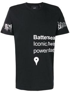 футболка Chimney Blood Brother