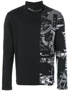 свитер с отворотной горловиной Search  Blood Brother