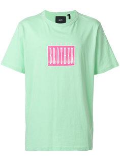 футболка с принтом Brickies Blood Brother