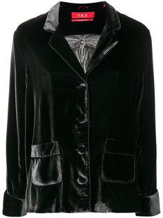 пиджак с вышивкой  F.R.S For Restless Sleepers