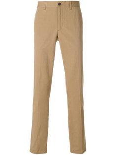 брюки чинос Prada