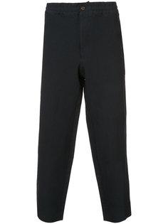 укороченные брюки прямого кроя Comme Des Garçons Homme Plus