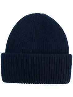 шапка ребристой вязки Golden Goose Deluxe Brand