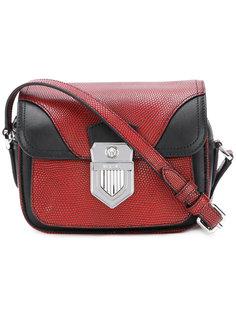сумка на плечо с панельным дизайном Versus