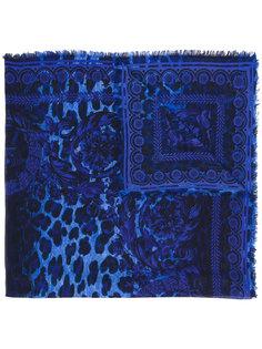 шарф с принтом Wild Baroque Versace