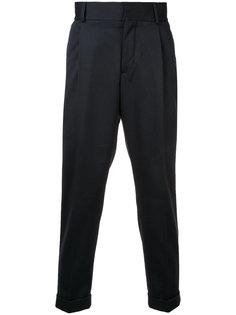 укороченные брюки Kent & Curwen