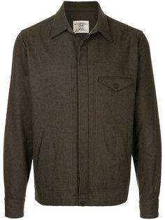 куртка в стиле милитари Kent & Curwen