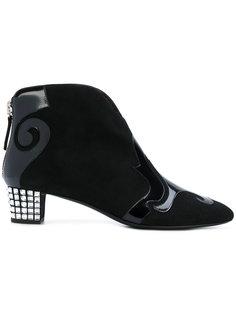 ботинки April с заклепками Giuseppe Zanotti Design
