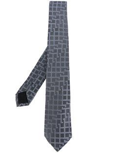 галстук с вышивкой Versace