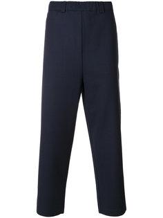 брюки-чинос с эластичным поясом Lucio Vanotti