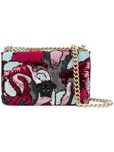 сумка Baroccoflage с пайетками Versace