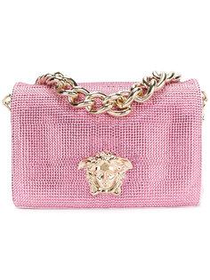 сумка Sultan с украшением из заклепок Versace