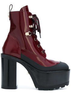 ботинки на платформе Versace