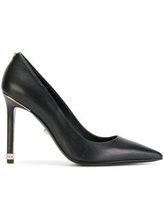 туфли-лодочки с заостренным носком Versace