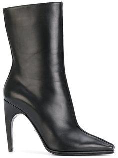 ботильоны на высоком каблуке Versace