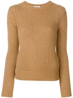 ребристый свитер с круглым вырезом Dondup