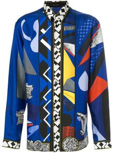 рубашка с принтом JP Collage Versace