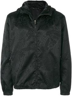 куртка с капюшоном  и принтом Medusa Versace