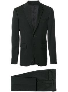 костюм строгого кроя Versace