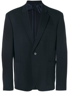 пиджак с накладными карманами Versace