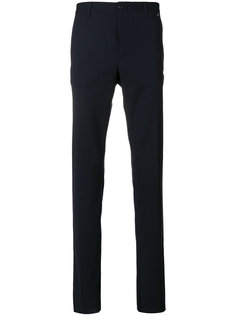 классические брюки-чинос Versace