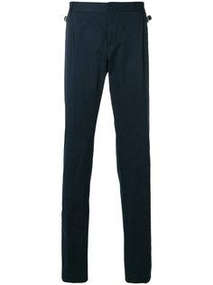 классические брюки с деталью Medusa Versace