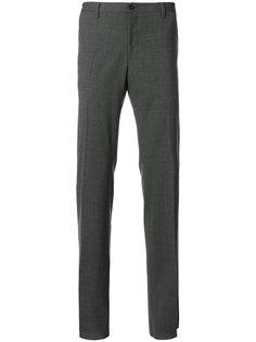 классические брюки с эластичной талией Versace