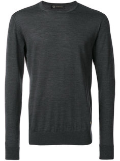 свитер кроя слим Versace