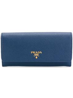 кошелек с откидным клапаном Prada