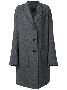 свободное пальто  R13