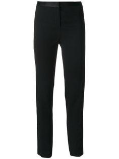 классические брюки узкого кроя Versace
