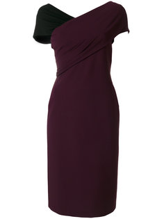 платье-кокон Interlock Shoulder Versace