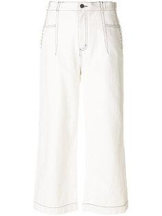 широкие джинсы  3.1 Phillip Lim