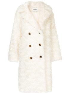 двубортное пальто  Goen.J