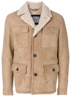 пальто из овчины Lanvin