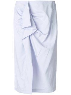 юбка с высокой талией Carven