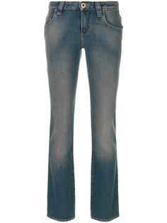 укороченные прямые джинсы Chloé