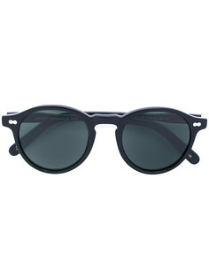 солнцезащитные очки в круглой оправе Moscot