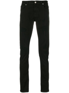 джинсы узкого кроя Dirk Bikkembergs