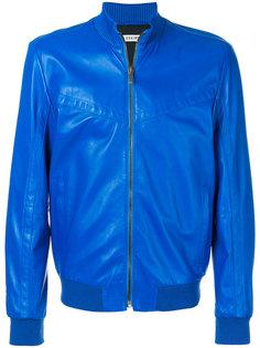 куртка-бомбер с панельным дизайном Dirk Bikkembergs