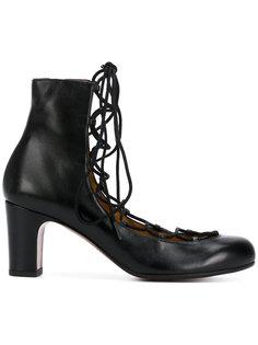 туфли-лодочки Janet Chie Mihara